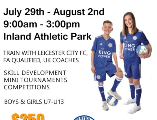 Leicester City Camp
