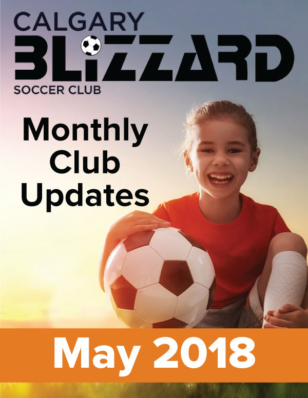 May 2018 Club Updates