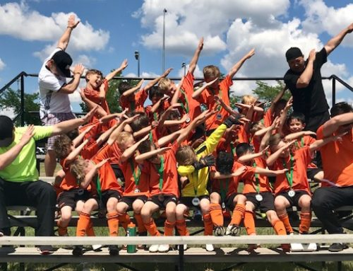 SC10 Napoli and SC10 Juve win Silver and Bronze – Okotoks Jamboree