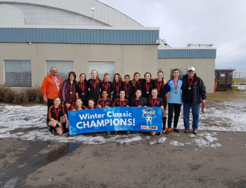 Gold & Silver at CMSA Winter Classic