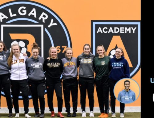 Blizzard SC01G celebrates 14 players committing to Post-Secondary Soccer Programs