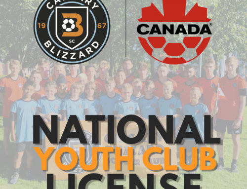 NATIONAL YOUTH CLUB LICENSE